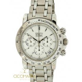 Zenith watch, El Primero, chronograph Rainbow CZL834945