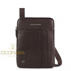 Man bag, Piquadro Erse, with three compartments - CA3978S95 / TM