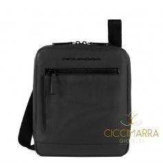 Men's bag, Piquadro Setebos, black - CA4265S96 / N
