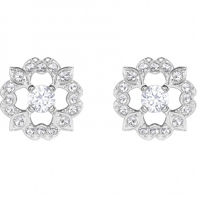 Swarovski earrings Sparkling Dance Flower flower light point - 5396227