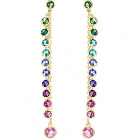 Swarovski mehrfarbige Ohrhänger anziehen - 5402030