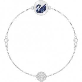 Swarovski Remix Collection Swan Bracelet, silvered - 5375252