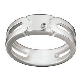 Salvini Andromaca ring with brilliant - 81021111