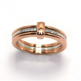 Salvini Insieme Ring S mit Diamanten - 20030838