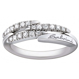 Salvini Leviosa ring with diamonds - 20023051