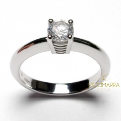 Salvini Yes Solitaire ring with brilliant - 20016838