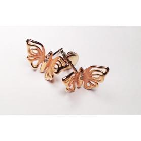 Orecchini Farfalle - GOR1367P