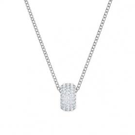 Swarovski necklace, Stone Round, central pendant - 5368042
