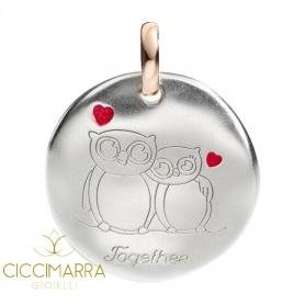 Moneta grande Together Civita by Queriot