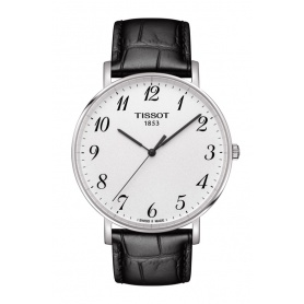 Tissot Everytime Large watch, silver - T1096101603200