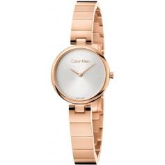 Calvin Klein Authentic rose steel watch K8G23646