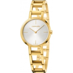 Calvin Klein Cheers gold watch K8N23546