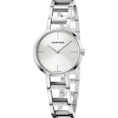 Calvin Klein Cheers silver watch K8N23146