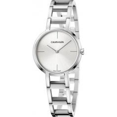 Calvin Klein Cheers silver watch K8N23146