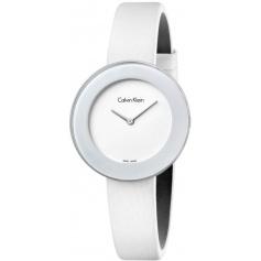 Calvin Klein Chic Watches satin strap - K7N23TK2