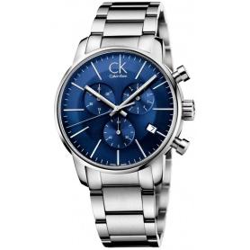 Orologio Calvin Klein City Watch cronografo - K2G2714N