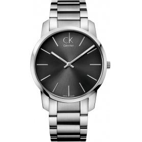 Orologio Calvin Klein uomo City - K2G21161