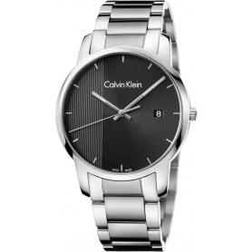 Orologio Calvin Klein uomo City - K2G2G14Y