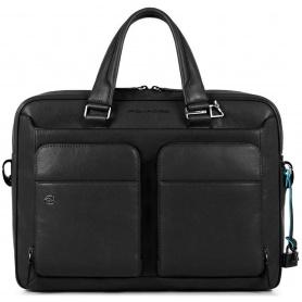 Piquadro Black Square handbag CA2849B3 / N