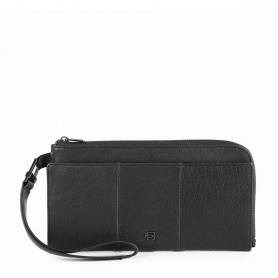 Briefcase man woman Piquadro Brief black AC4458BR / N