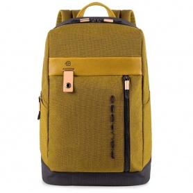 Piquadro Blade yellow backpack CA4545BL / G