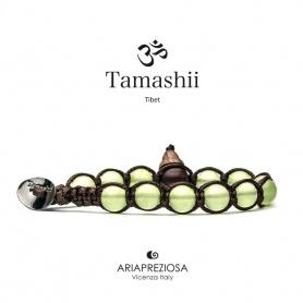 Bracciale Tamashii Giada verde chiaro novità - BHS900-197