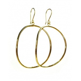 EMI & Eve Freedom EO053 pendent circle earrings