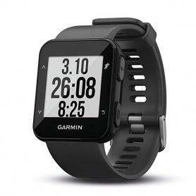 Garmin Forerunner 30 Smartwatch Uhr schwarz 0100193003