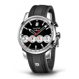 Uhr Eberhard Chrono4 Grande Taille schwarz 310052CU