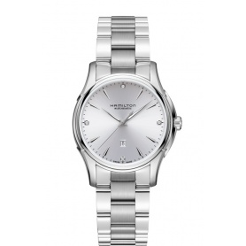 Hamilton Jazzmaster Lady Viewmatic lavender watch