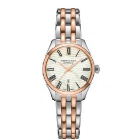 Hamilton Jazzmaster Lady Car gemischte Uhr H42225191