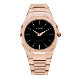 Watch D1 Milano Ultra Thin line octagonal pink UTB03
