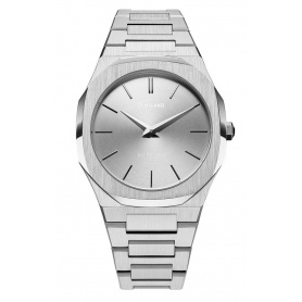 Watch D1 Milano Ultra Thin line octagonal UTBL01
