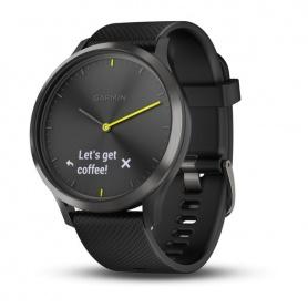 Garmin Vivomove HR Smartwatch Uhr schwarz