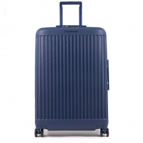 Trolley Piquadro Seeker media blu BV4427SK/BLU