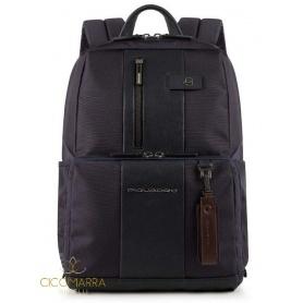 Blue Piquadro Brief Backpack CA3214BR / BLU