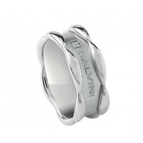 Salvini Sunny ring with white gold band 20076548