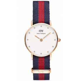 Daniel Wellington watch woman rosè Classy Oxford
