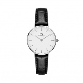 Orologio Daniel Wellington Reading 28mm silver white