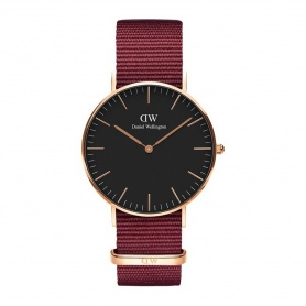 Orologio Daniel Wellington Roselyn 36mm rosè black