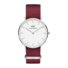 Orologio Daniel Wellington Roselyn 36mm silver white