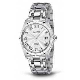 Woman watch Eberhard Aquadate line Automatic Silver - 41127.S.CA7