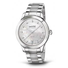 Eberhard Aiglon Dame Uhr, Frau, mit Diamanten - 41035.S CA