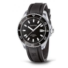Eberhard Scafograf Männer Uhr schwarz -41034CU