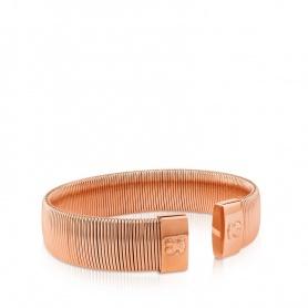 Bracciale Tous Bulevard acciaio inox rosè bangle -  512661520