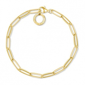 Thomas Sabo bracelet for an elongated chain link charm