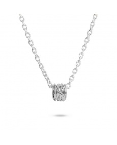 Filodellavita white gold pendant - AN1002B
