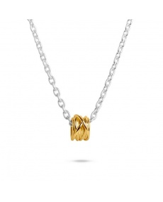 Filodellavita yellow gold pendant - AN1002G
