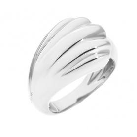 Women's Ring Queriot Civita silver seashell novità2018