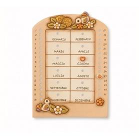 Country Perpetual Calendar - C1593H90